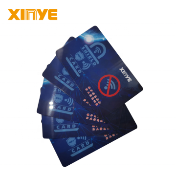 RFID Blocking Card RFID Credit Card Blocker