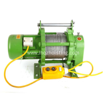 KCD Single-phase400KG-800KG iron electric wire rope hoist