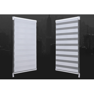 Gauze Zebra Sun Shade Roller Blinds Plain