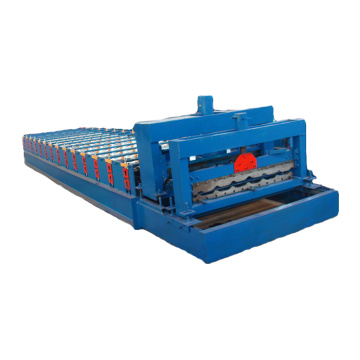roll forming machine aluminium 2mm thickness