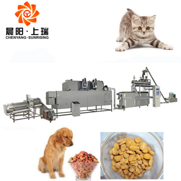 Pet food machines dog food extrusion machines