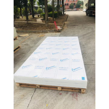 JINXING PP Material Natural Polypropylene Sheet Food Grade