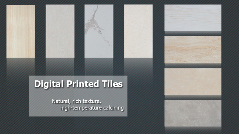 Printed Fireplace Tiles