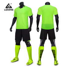 Mesh Soccer Jersey and Shorts Sets