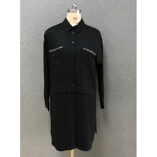 women's long length shirt