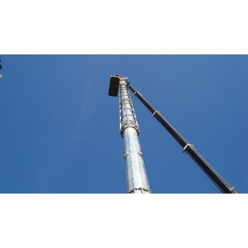 High Mast Lighting Pole