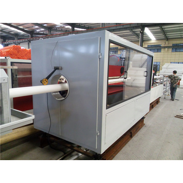 PP PE pipe making machine extrusion/plastic pipe line