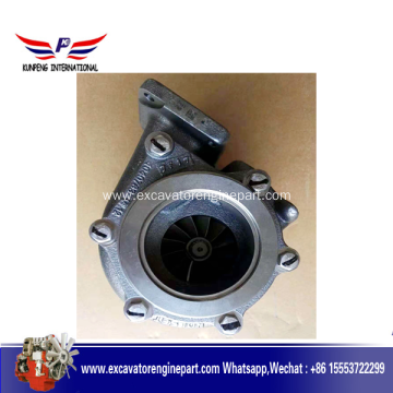 Volvo D12E Engine Parts Turbocharger EC700 Excavators