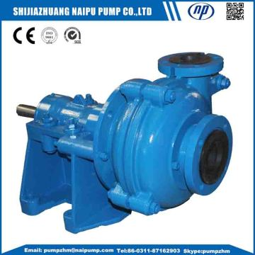 Wear corrosion AH slurry pumps