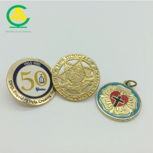 Customized Challenge Coins for Commemoration