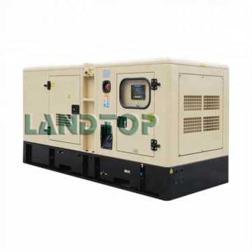 220/380v Perkins Silent Generator with Generator Spare Parts