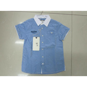 Short sleeve cotton shirts men's shirts