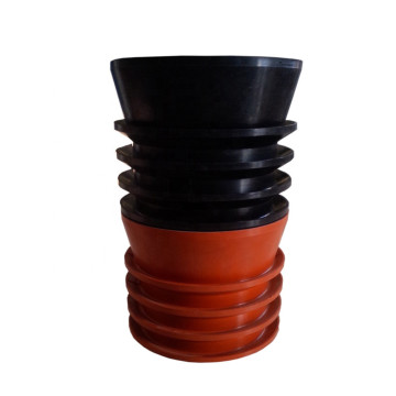 Anti-rotation Nitrile Cementing Rubber Plug for Oilwell