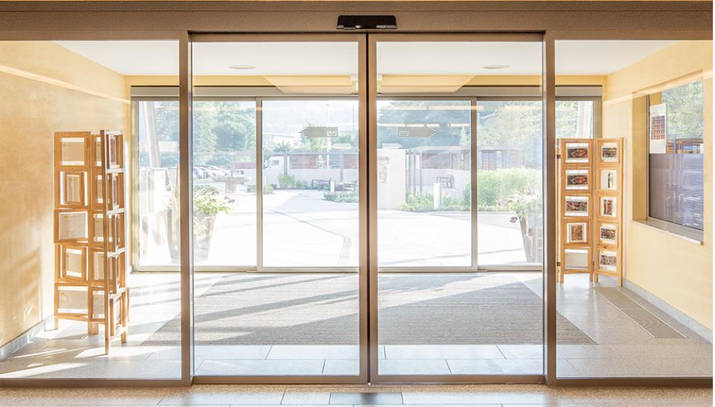 Heavy Duty Automatic Sliding Door