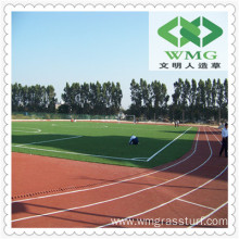 Cheap Dark Green UV Resistance Artificial Football Turf
