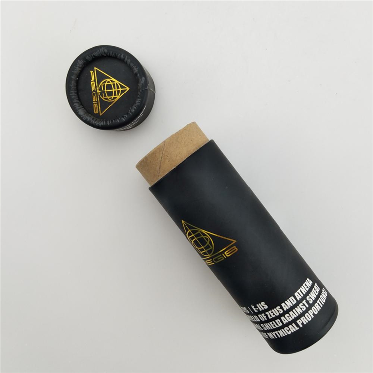 Eco Friendly Cardboard Paper Tube For Lipstick