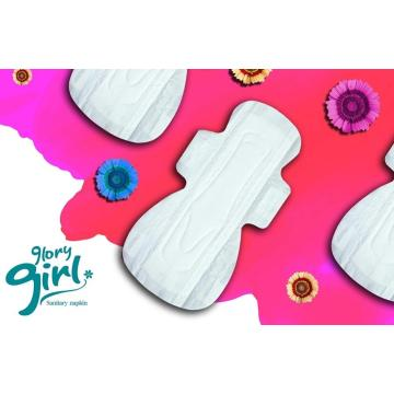 Natural sanitary towels for women