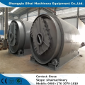 waste rubber oil extraction machine