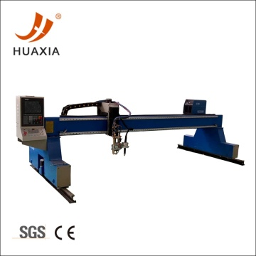 Flame CNC gantry type plasma cutting machine