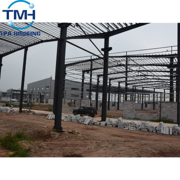 Multi-Storey Steel Structure Prefab Steel Workshop/Warehouse