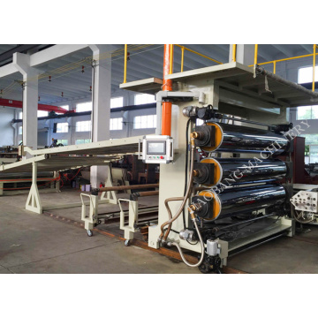 PVC Artificial Laminate Sheet Machine