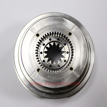 Gear Cavity for Blown Bottle Cap Mold Components