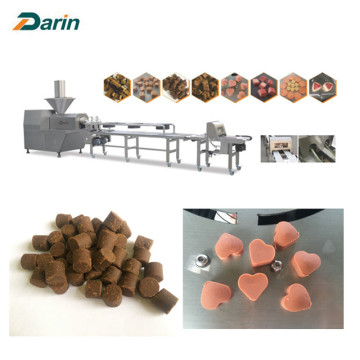 Lecithin Pet Treat Cold Extrusion Machine