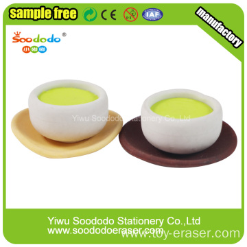 3d wholesale coffee eraser