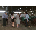 environmentally friendly waste tyre pyrolysis plant