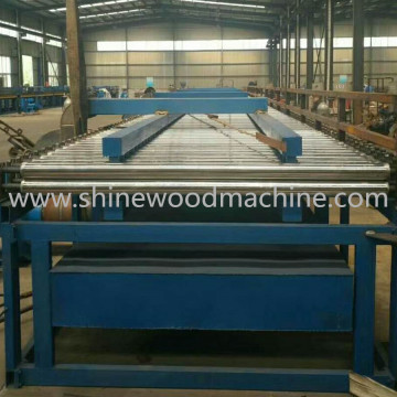 Hard Wood Veneer Dryer Machine
