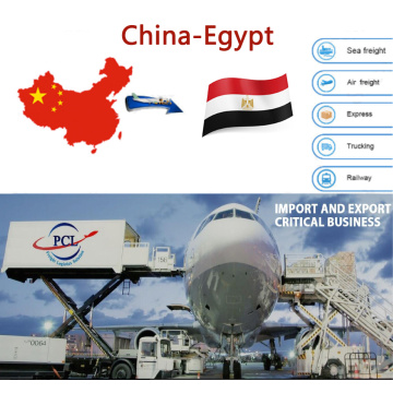 Mask machine move from CHN to Egypt