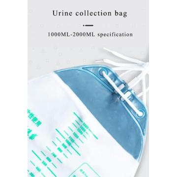 Sterile Disposable Adult Urine Bag Drainage Bag