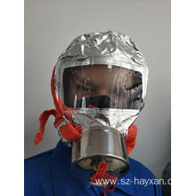 Fire Escape Hood Helmet