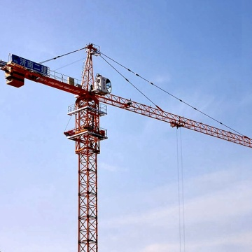 self erecting tower crane definition