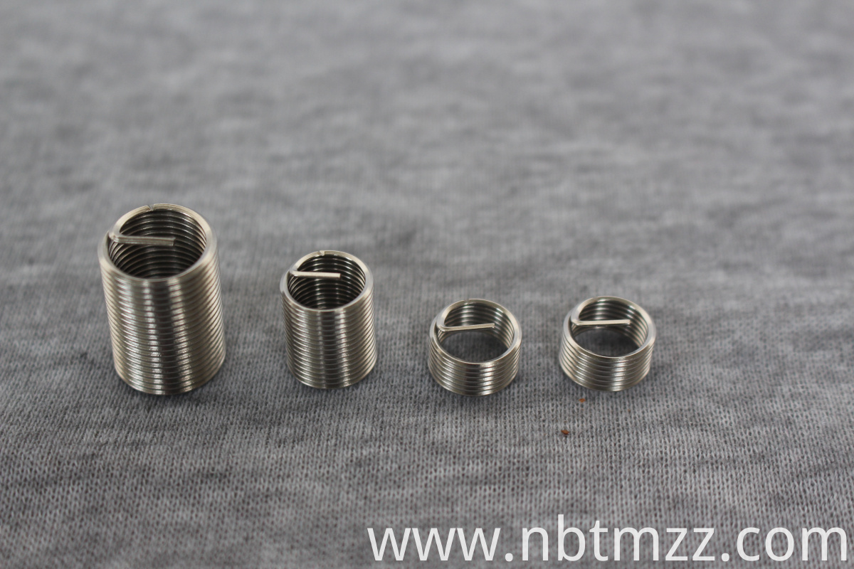 WIRE HELICAL INSERTS SCREW LOCK