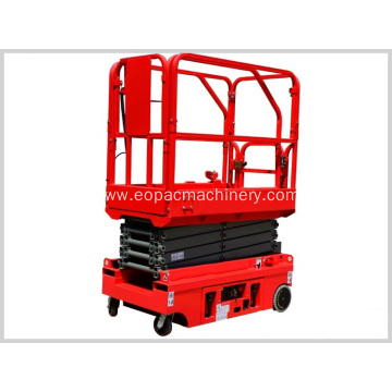 Mini Self-propelled Mobile Scissor Electric Hydraulic