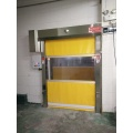 Interior Auto PVC Rolling High Speed ​​Door