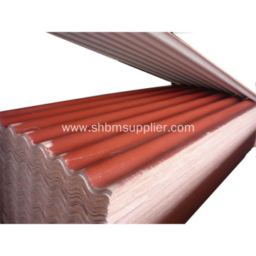 4-5mm Thickness Anti-Corrosion MgO Roofing Material