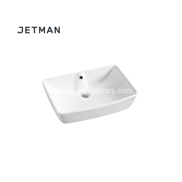 Elegant Top Quality Ceramic Patterned Basin