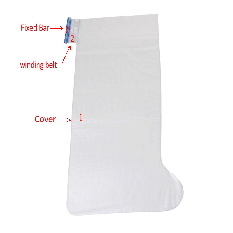disposable waterproof cast cover