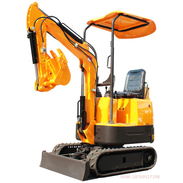 Rhinoceros mini excavator xn08 0.8T small digger