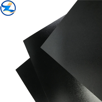 Blister molding pp rigid colored pp acrylic sheets
