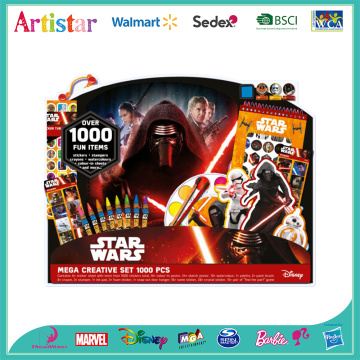 STAR WARS OVER 1000 piececs deluxe set