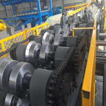 Steel c channel roll forming machine