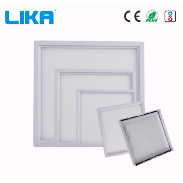 Square Trimless 12W Surface Mounted Led Panel Light