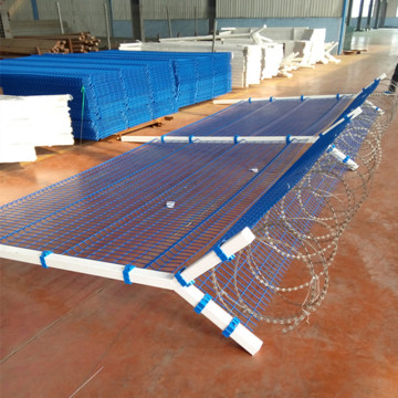 High Security Anti-climb Welded Wire Mesh Airport Fence