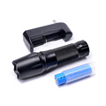 T6 Bulb portable 18650 tactical  waterproof flashlight