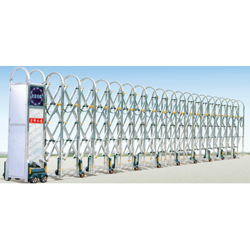 Stainless Steel Sliding Folding Retractable Gate