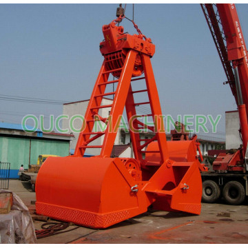Competitive Price PEINER Two Peels Mechanical Grab bucket