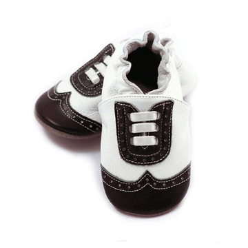 Baby Boy Girl Soft Sole Banquet Dress Shoes